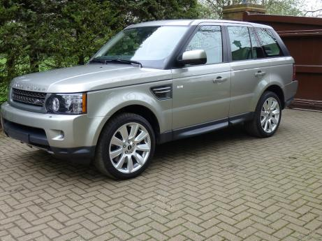 2012 Model Range Rover Sport Supercharged 500BHP Left Hand Drive