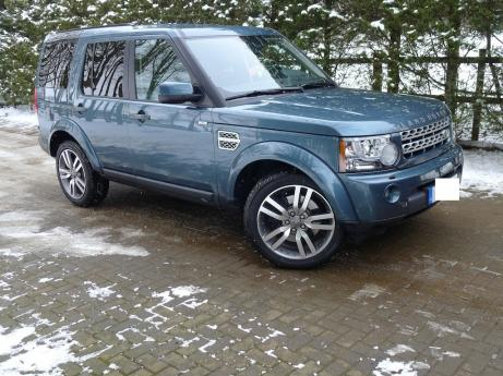 Land Rover Discovery LR4 3.0TD HSE DIESEL Auto LHD