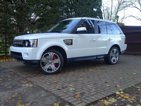 Range Rover Sport Supercharged 500BHP Left Hand Drive