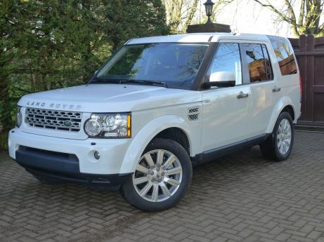 Land Rover Discovery 5.0 HSE Petrol Automatic 2013