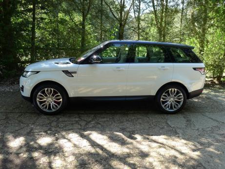 UK Registered New Shape Range Rover 5.0 Supercharged Dynamic Sport